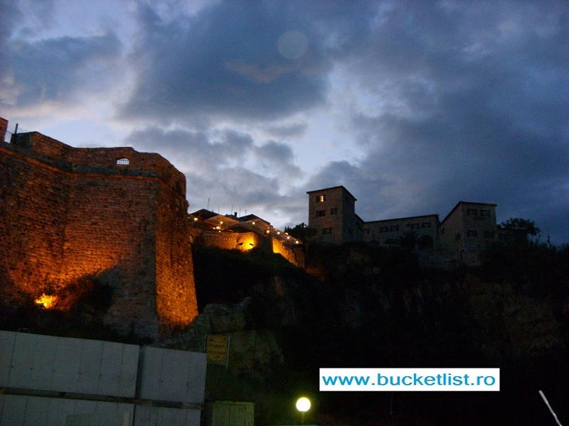 Cetatea Ulcinj Muntenegru
