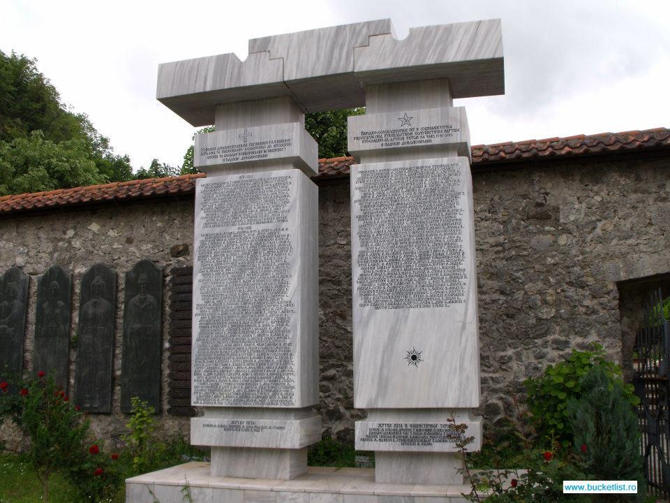 Manastirea Moraca - Canionul Pivei -Muntenegru