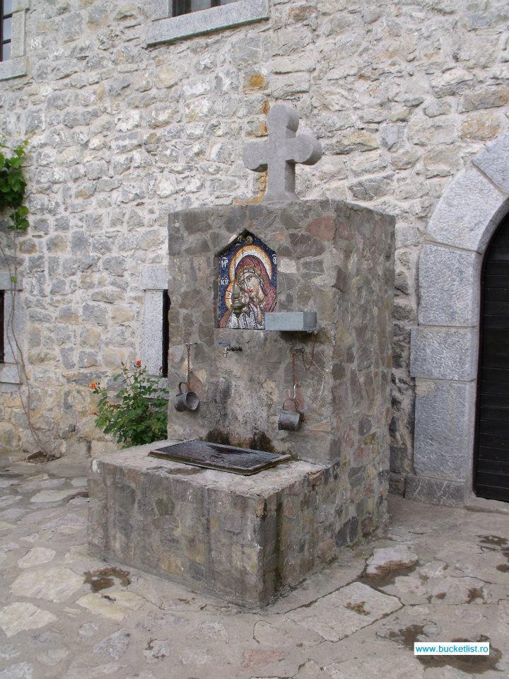 Manastirea Moraca Muntenegru