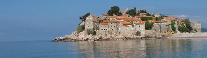 Muntenegru - Plan de călătorie