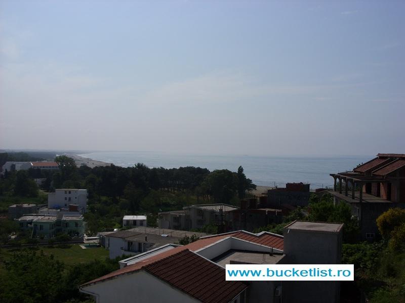 Velika Plaja Ulcinj Muntenegru