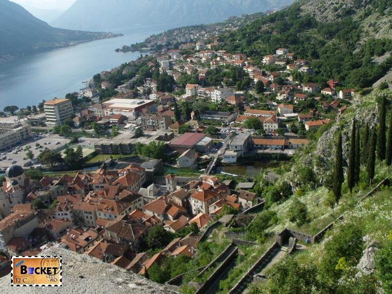Boka Kotorska si Kotor