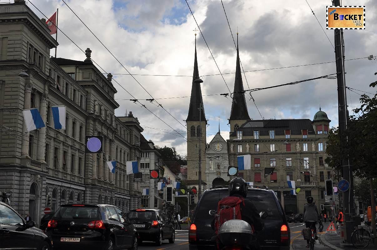 Luzern - catedrala