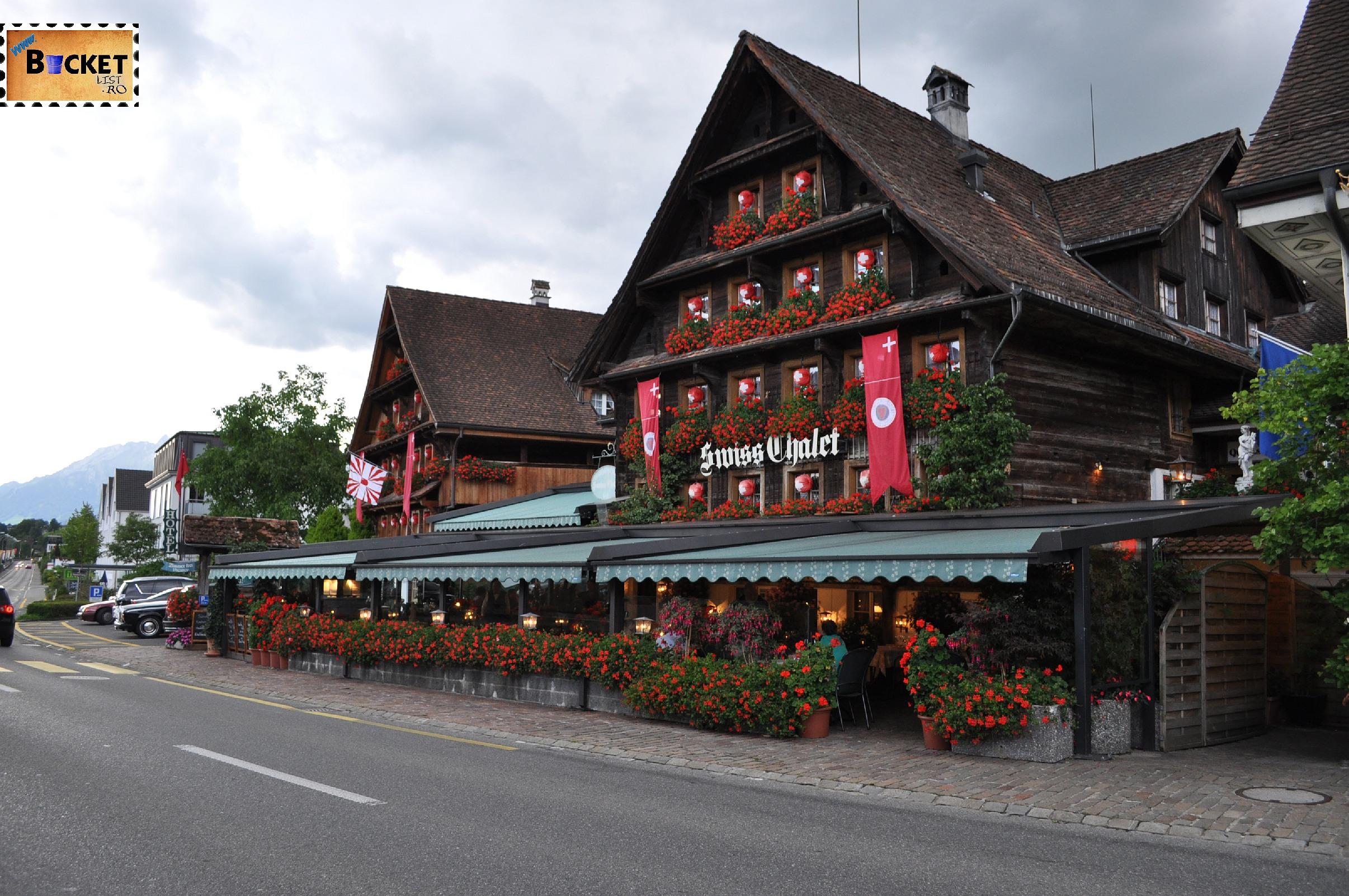 Swiss Chalet, Merlischachen