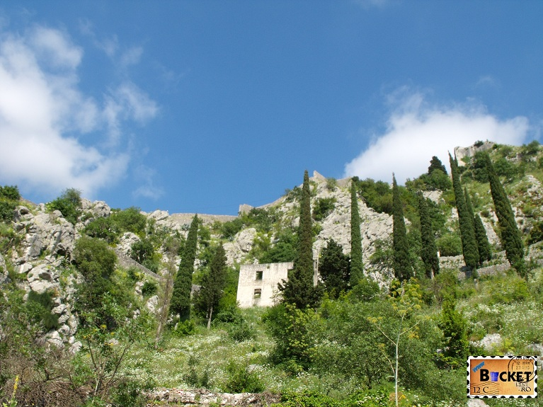 Kotor fortificatie