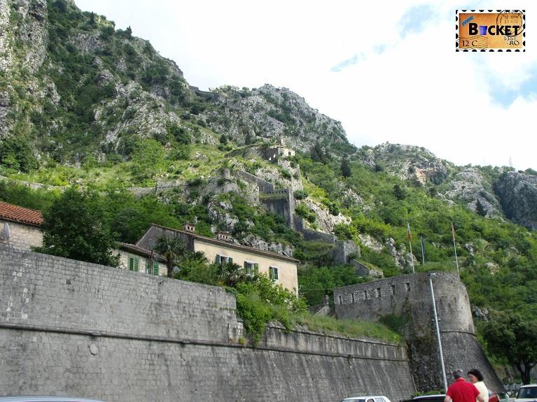 Fortificatie Kotor