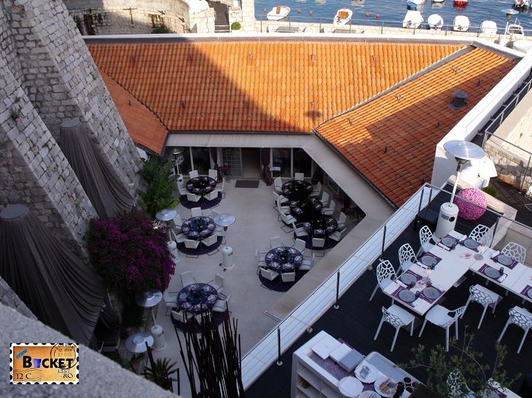 Terase din Dubrovnik