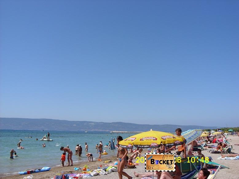 plaja Omis