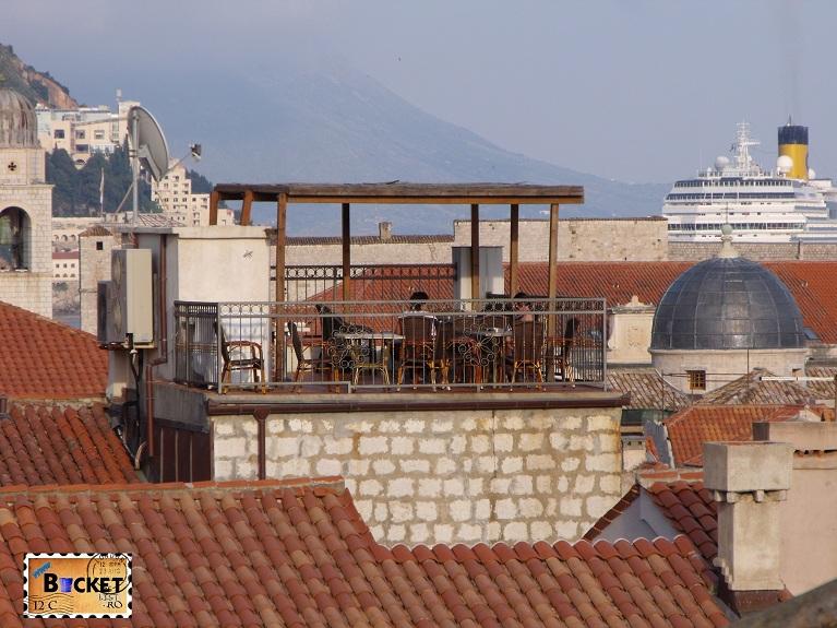 terasa privata Dubrovnik