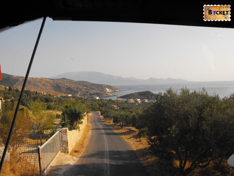 Road to Agios Nicolaus Volimes