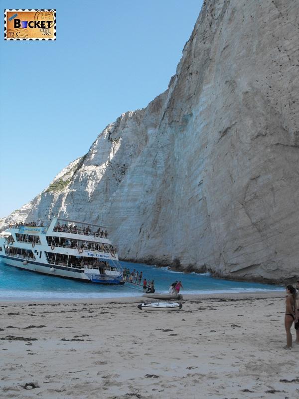 Top Cruises Zakynthos - Plaja Navagio