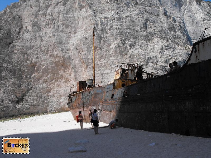 Epava Panagiotis - Plaja Navagio