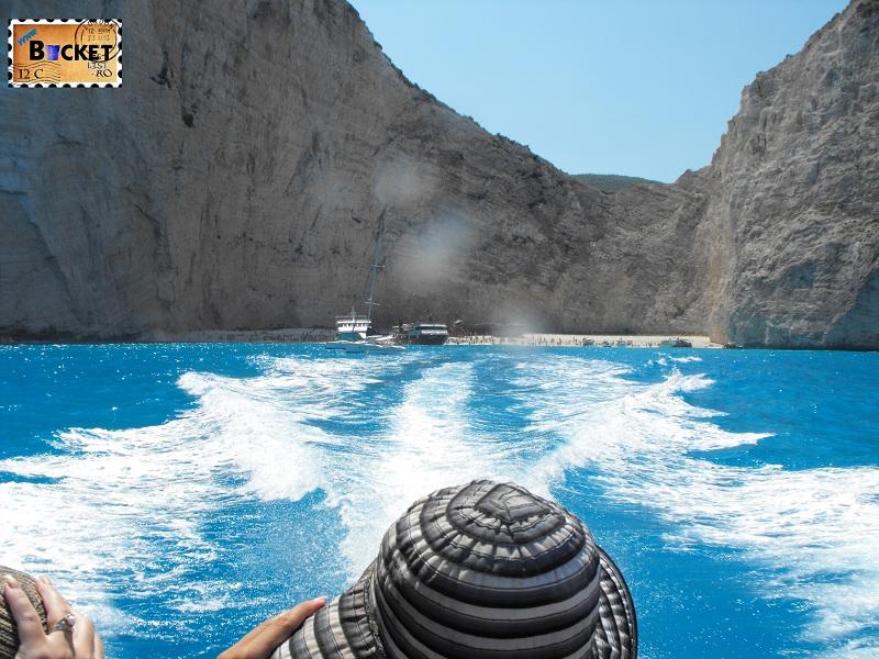 Smugglers Cove Navagio Zakynthos - Plaja Navagio