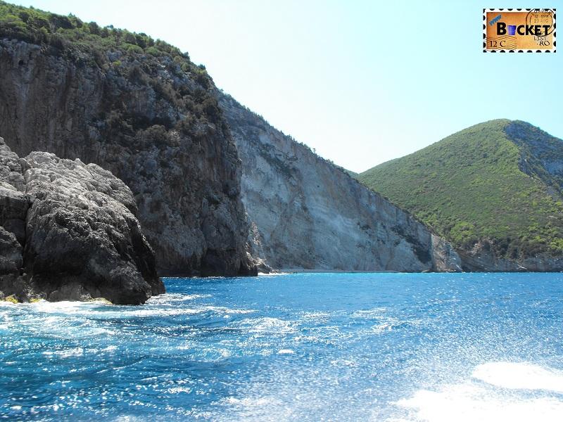 Zakynthos water - Plaja Navagio