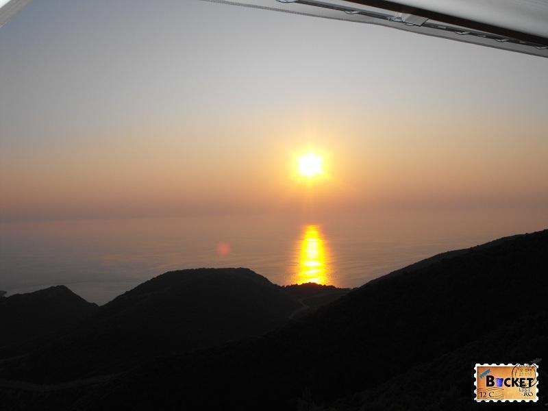 Apus de soare Porto Vromi