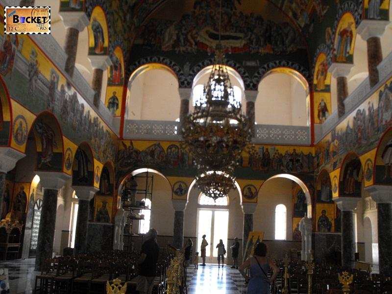 Biserica Agios Gerasimos - Insula Kefalonia