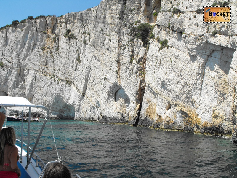Blue Caves Laguna - Zakynthos