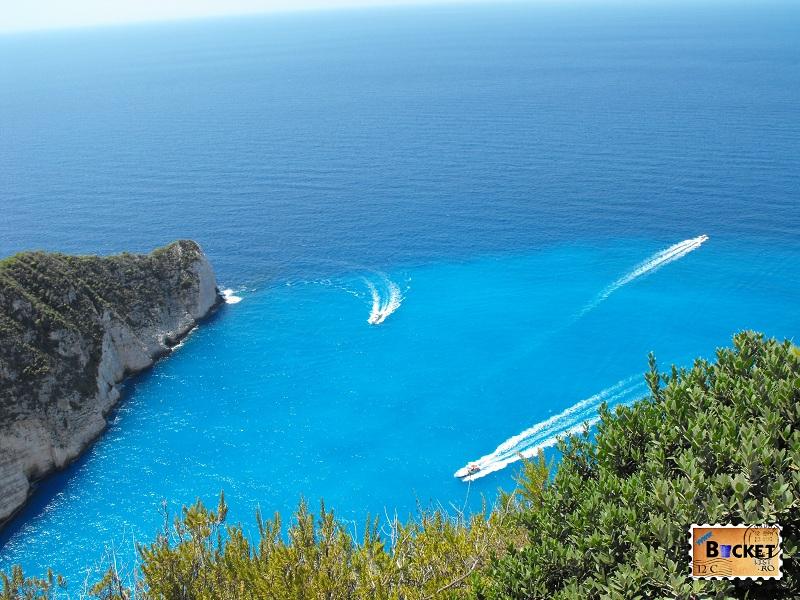 Blue water Navagio