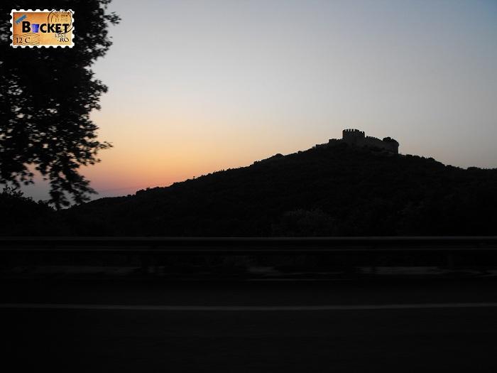 Cetatea din Platamonas - Drumul spre insula Zakynthos