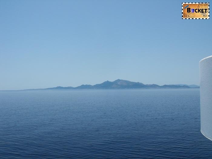 Insula Zakynthos  - Drumul spre insula Zakynthos
