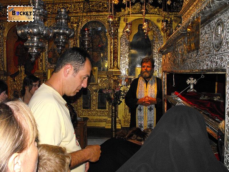 Manastirea Sfantul Gherasim - Insula Kefalonia
