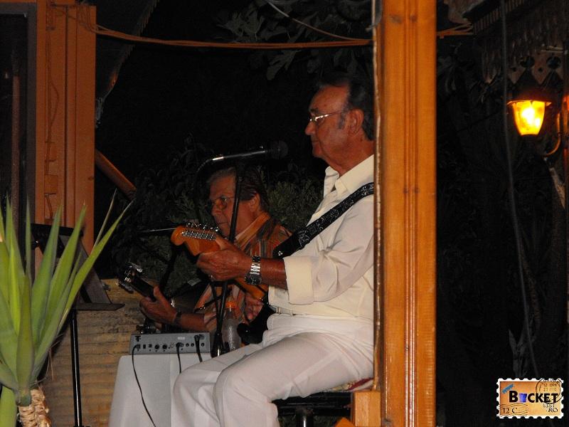 Muzica Sarakina - Taverne Zakynthos