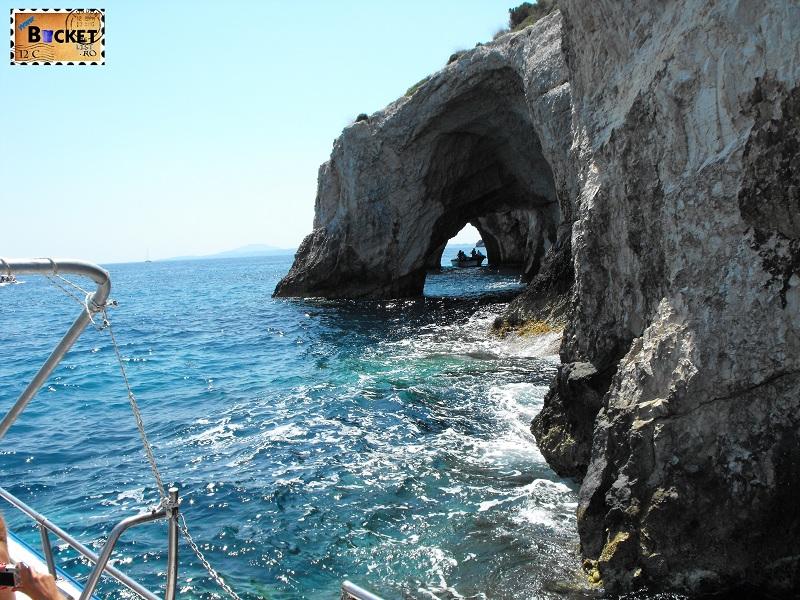 Blue caves -  Pesterile Albastre Zakynthos