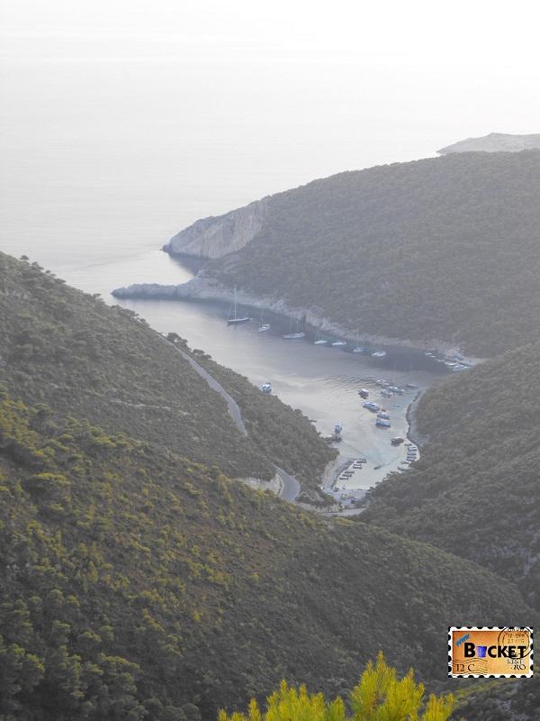 Porto Vromi Zakynthos
