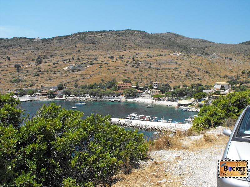 Portul Agios Nicolaus Volimes