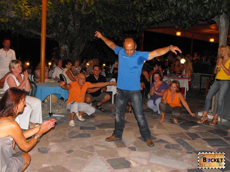 Seara greceasca Sarakina