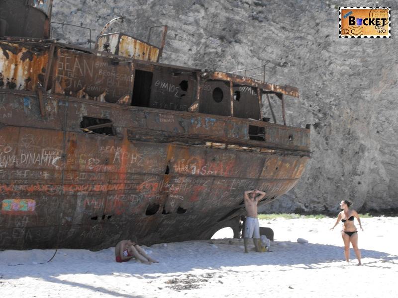 Shipwreck Panagiotis - Plaja Navagio