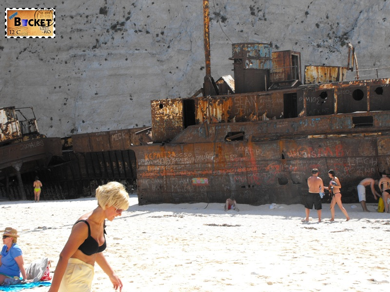 Shipwreck Zakynthos - Plaja Navagio