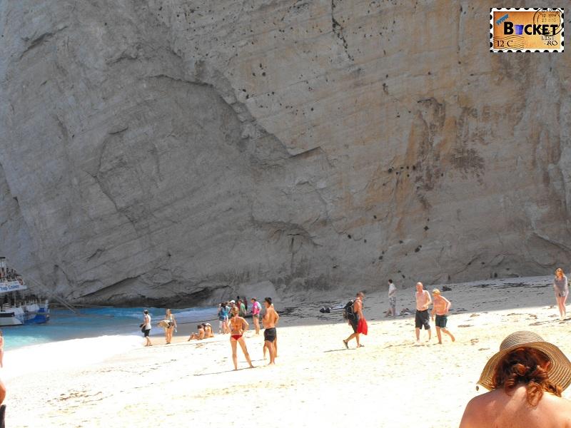 Shipwreck beach - Plaja Navagio
