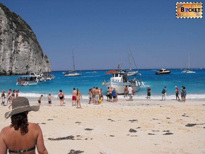 Smugglers Cove Navagio - Plaja Navagio