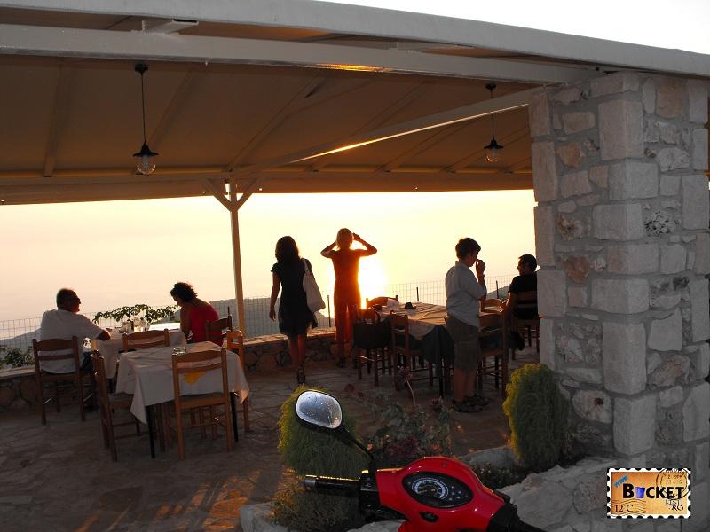 Terasa Taverne Porto Vromi Zakynthos