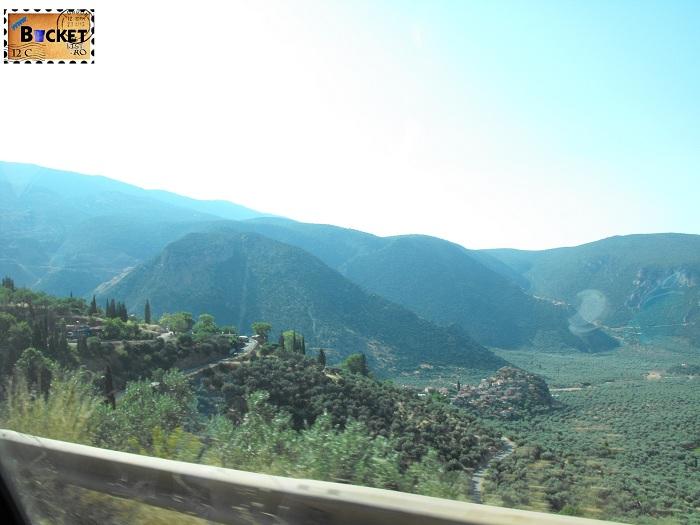 This is Sparta  - Drumul spre insula Zakynthos