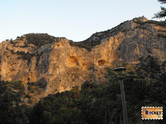 Vale of Tempe(Pineios river)  - Drumul spre insula Zakynthos