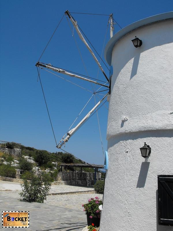 Windmills Skinari Zakynthos