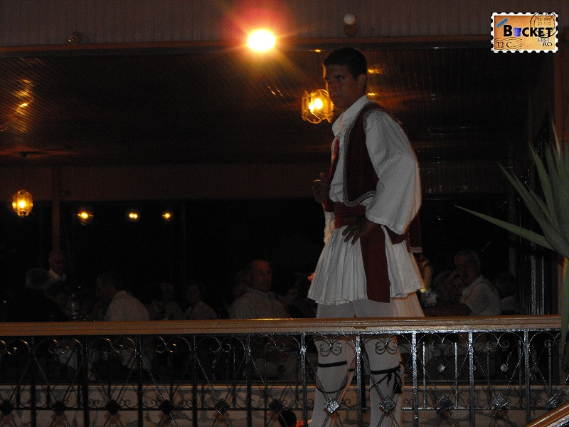 dansator grec
