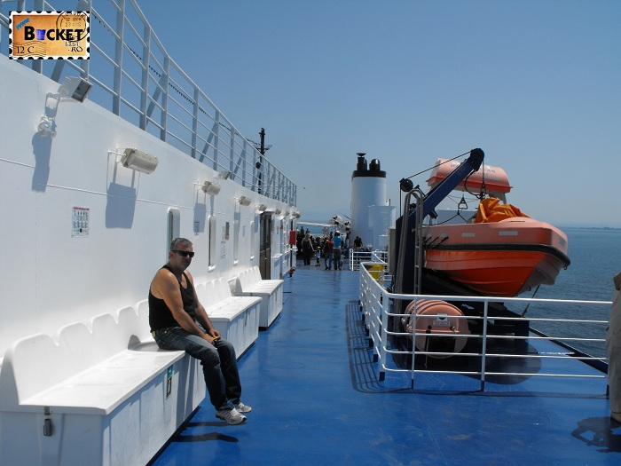 feribot killini zakynthos  - Drumul spre insula Zakynthos