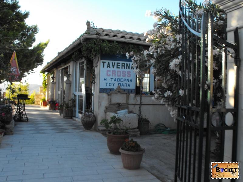 taverna Cross - Taverne Zakynthos