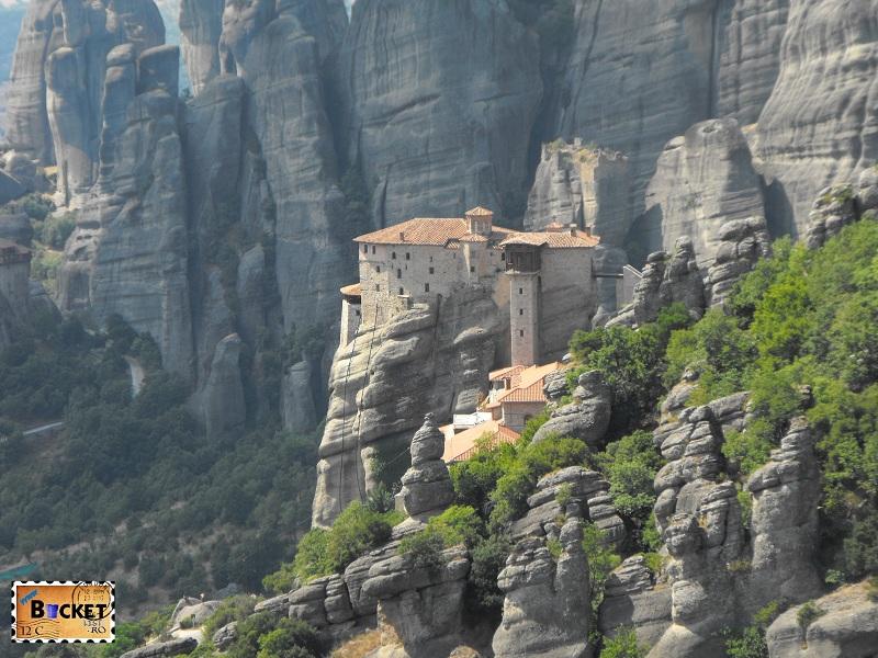 Manastirea-Rousanou