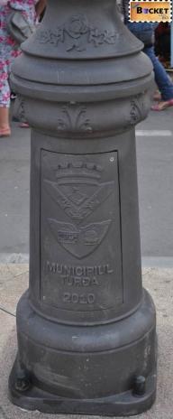 Turda-Cluj stema