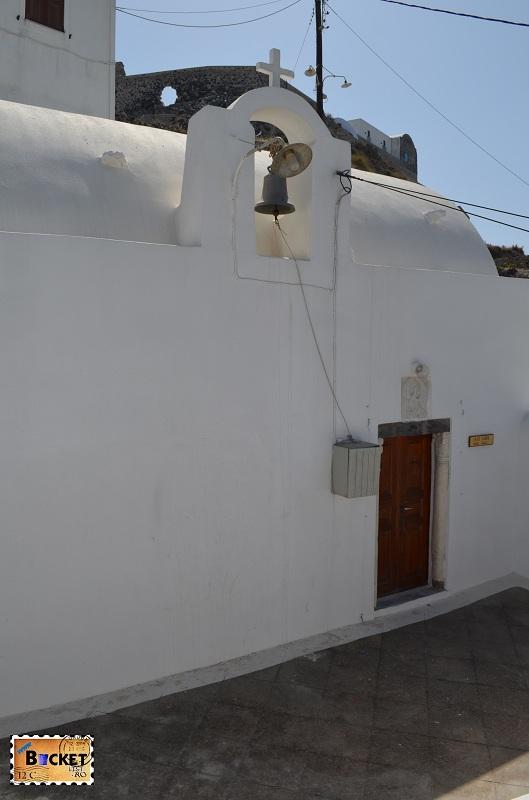 Biserica Sfantul Sava Pyrgos