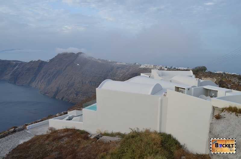 Caldera view from Imerovigli