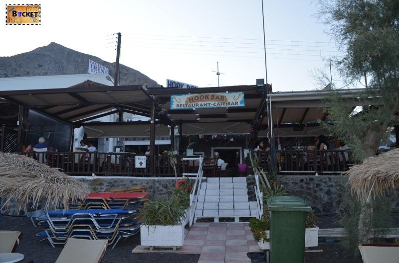 Kamari Hook Bar
