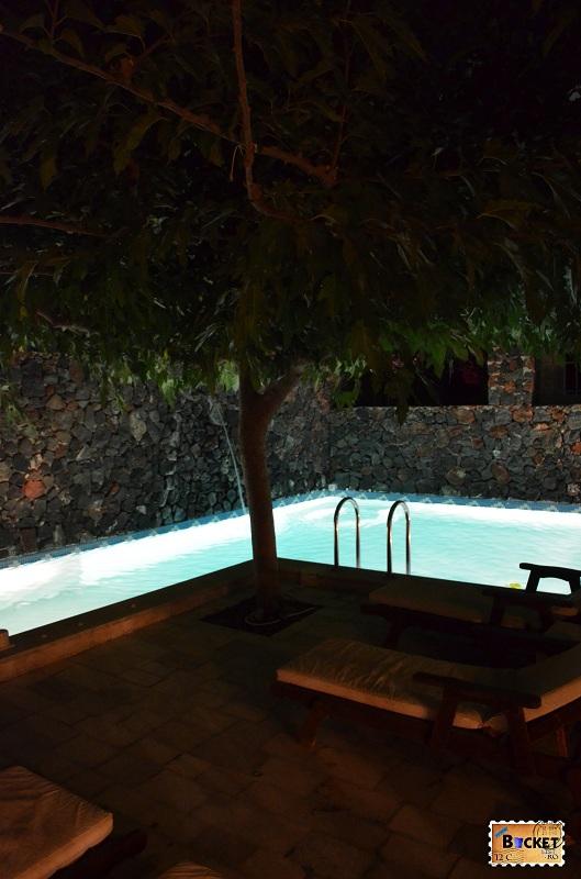 Kamari piscina