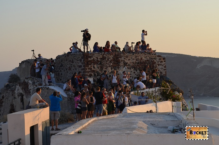 Kasteli Agios Nikolaos - Kastro - Oia Santorini
