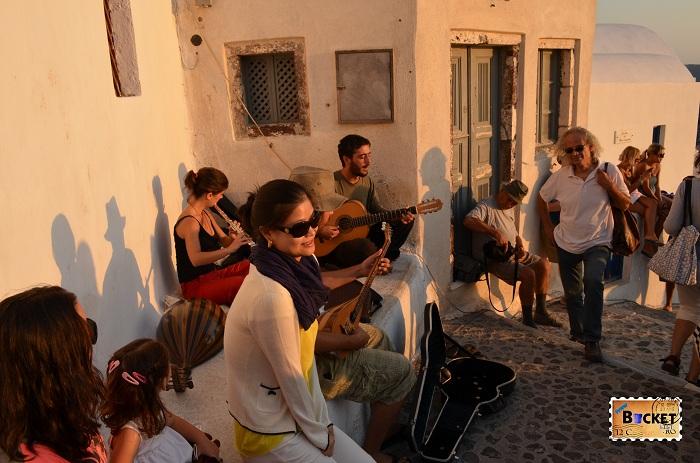 Oia Santorini - cantareti