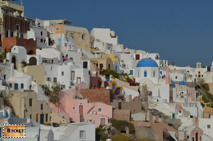 Oia Santorini - just beautiful